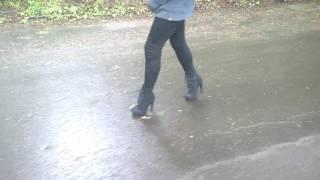 High Heel Walk