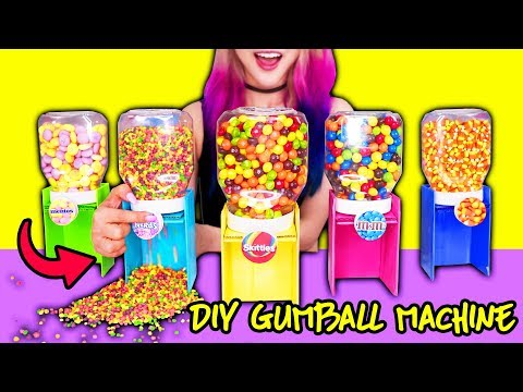 Diy Candy Dispenser Using Everyday Objects Learn How To Make
