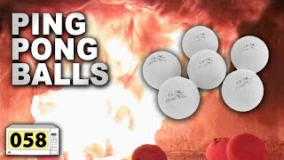 Is It A Good Idea To Microwave Ping Pong Balls?