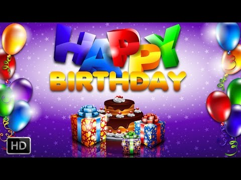 Happy Birthday To You - Party Songs - Kids video