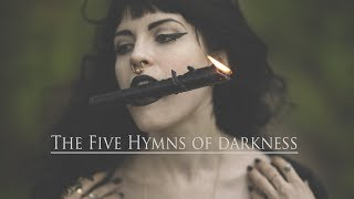 Dark Halloween Music The 5 Hymns Of Darkness