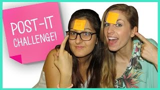 POST-IT CHALLENGE ITA | CHE SCHIAPPE!
