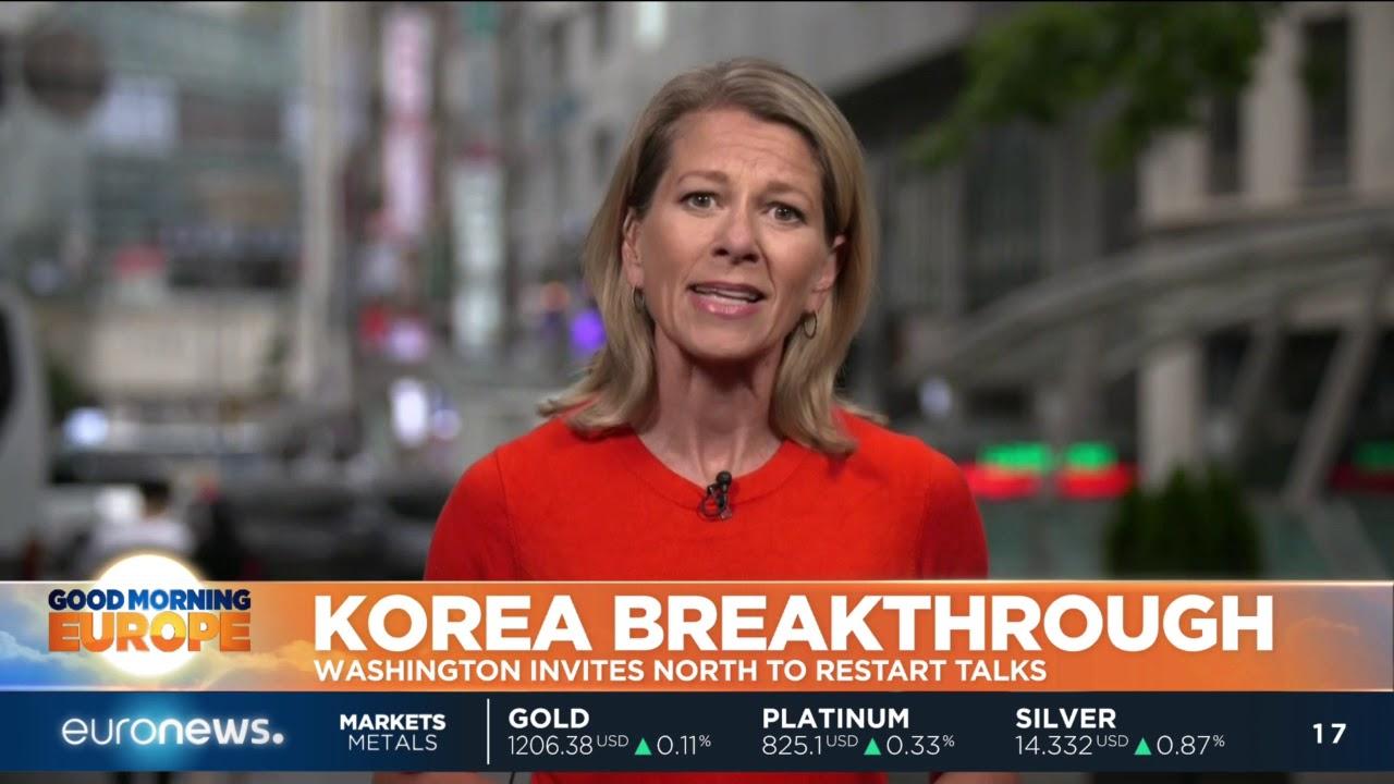 Washington invites North Korea to restart talks