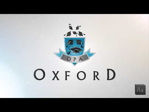 Logo Animation - Oxford Preparatory Academy