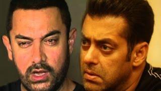 Salman Khan Had a Big FIGHT With Aamir Khan | SHOCKING! | SpotboyE