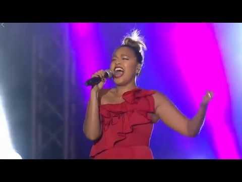 Jessica Mauboy - We Got Love LIVE | Israel Calling 2018