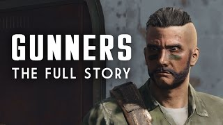 Gunners: The Full Story - Fallout 4 Lore