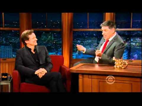Craig Ferguson 1/17/12D Late Late Show Colin Firth