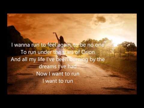 Run - Delta Rae (lyrics)