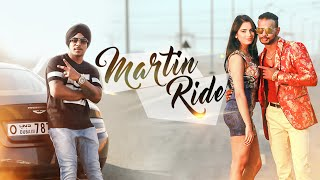 MARTIN RIDE Video Song | NEW PUNJABI SONG 2016 |  Kuwar Virk, Girik Aman | T-Series