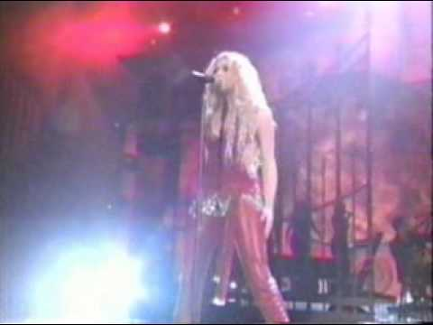 videos musicales shakira belly dance ojos asi