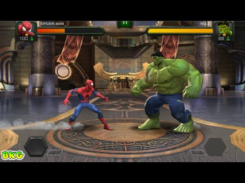 games to play online free spiderman fighting