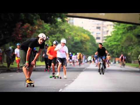 Longboarding: PUSH in RIO