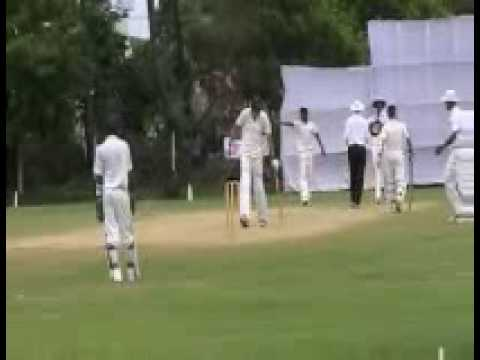 New Zealand 'A' Cricket Team at VB Cricket Academy part-2