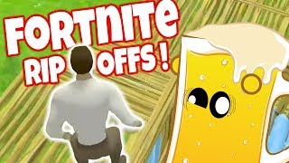 A Kind Word on Fortnite Rip-offs (STEAM IS FINISHED?!?!)