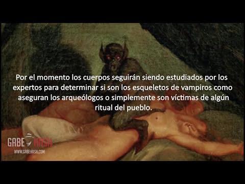 ARQUEOLOGOS CREEN HABER DESCUBIERTO