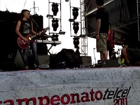 Renoh - Mi Amigo Reno @ soundcheck de Rockampeonato Guadalajara