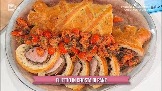 Filetto in crosta di pane  - E' sempre Mezzogiorno 03/03/2021