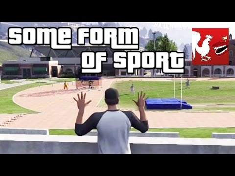 Things to do in GTAV - Some Form of Sport