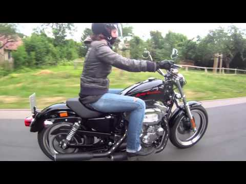 2013 Harley-Davidson Sportster Super Low XL883L