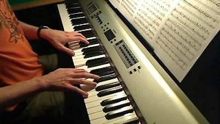 Howl 39 S Moving Castle ハウルの動く城 Merry Go Round Of Life Piano Comp By Joe Hisaishi