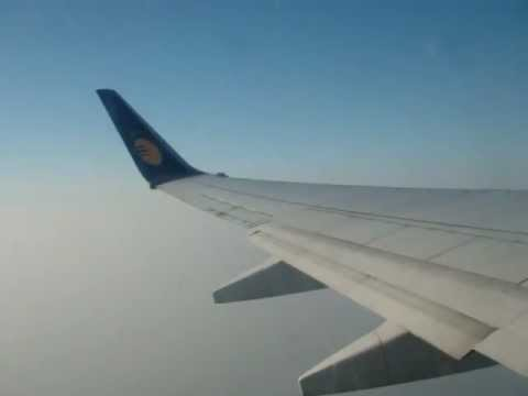 Jet Airways (Konnect) Take off From IGI Delhi Airport