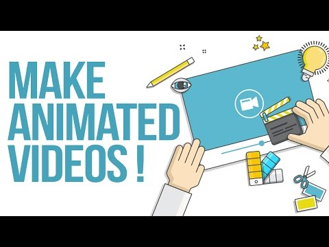 Make An Animated Video Online video
