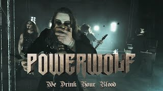 Клип Powerwolf - We Drink Your Blood