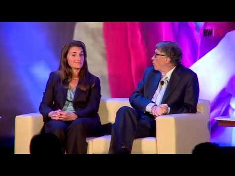 Bill Gates and Melinda Gates - Q and A - 'All Lives Have Equal Value' -