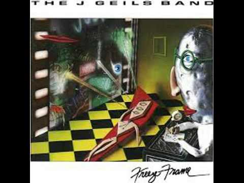J Geils Band - Do You Remember When
