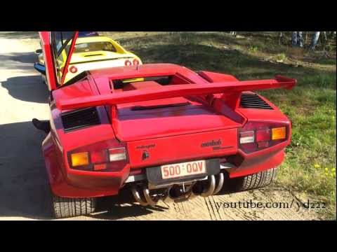 lamborghini countach 5000 qv w kreissieg exhaust save money with diy gu. Black Bedroom Furniture Sets. Home Design Ideas