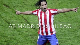 Radamel Falcao Top10 goals