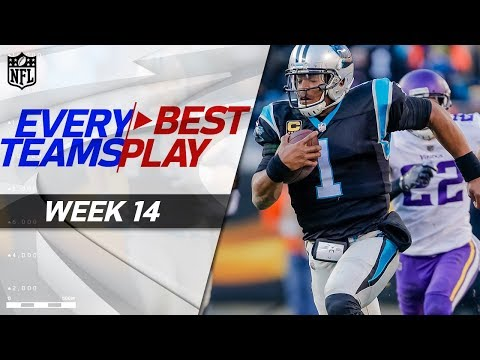 Every Teams Best Play From Week 14 р  NFL Highlights