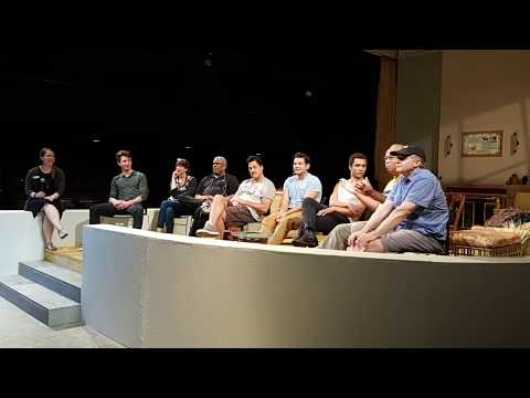 Triad Stage - PostScript actor talkback *Contains spoilers*
