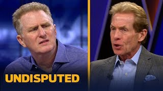 Michael Rapaport makes his prediction on Cowboys vs. Eagles and NFC East winner   NFL   UNDISPUTED