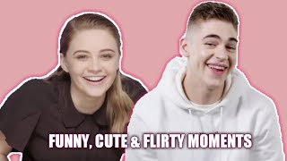 Hero and Josephine Funny, Cute & Flirty Moments Part 1