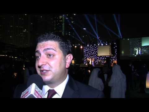 Amer Khoury, director of sales, Radisson Blu Tala Bay Resort, Aqaba
