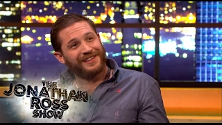 Tom Hardy Used To Steal Cars - Jonathan Ross Show Classic