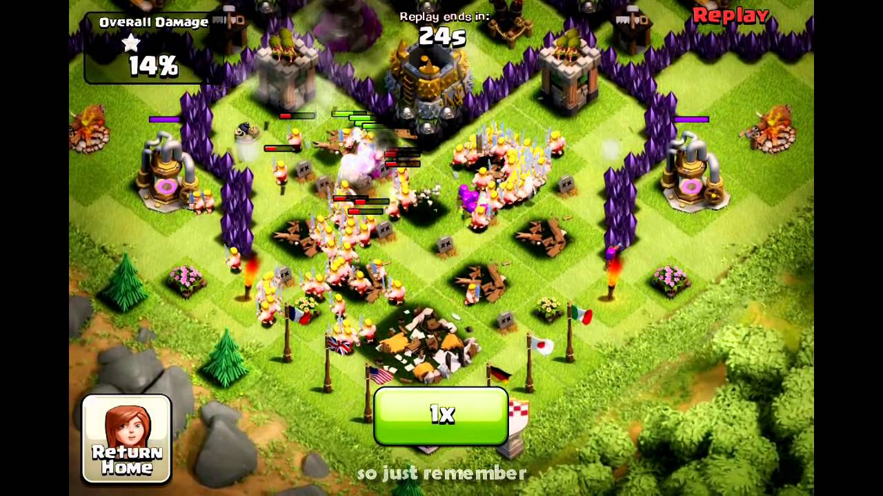 Download  Clash of Clans Clash Of Clans Level 4 Giants