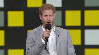 Prince Harry's speech at the Closing Ceremony of Invictus Games Toronto 2017