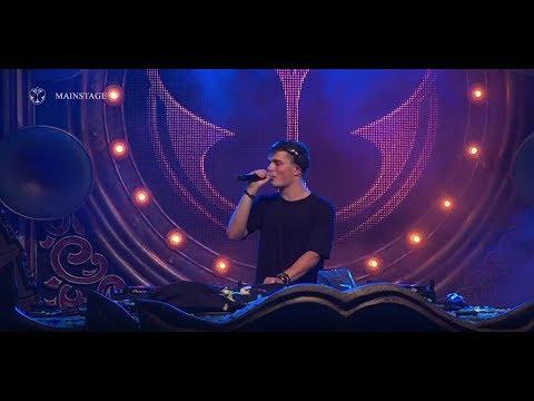 Martin Garrix - Pizza (Live @ Tomorrowland 2017)