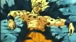 Bob Esponja VS Goku