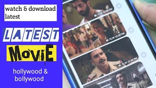 How to watch & download latest hollywood and bollywood movies | download new movies of  bollywood