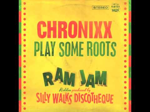 Chronixx - Play Some Roots (Ram Jam Riddim) prod. by Silly Walks Discotheque