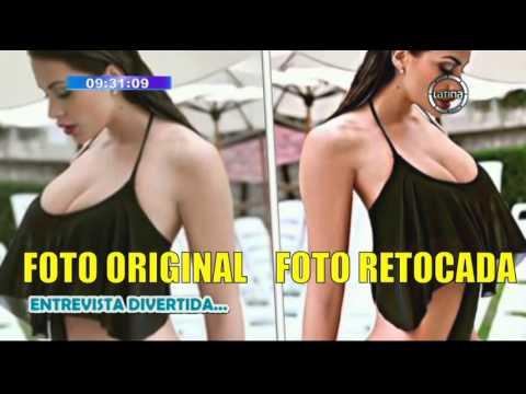 Milett Figueroa Engañó Al Público Con Fotos Retocadas En Photoshop
