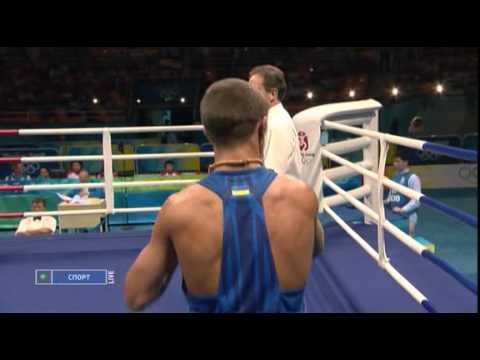 Ломаченко-Якуб полуфинал ОИ 2008 Пекин часть 2