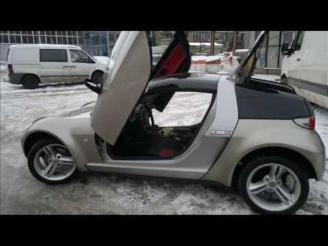 Smart Car Hayabusa >> Smart Roadster Hayabusa www.pecosauto.md 1 - YouTube