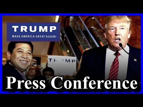 FULL President Donald Trump Press Conference at Trump Tower FULL SPEECH HD (1-11-17) ✔