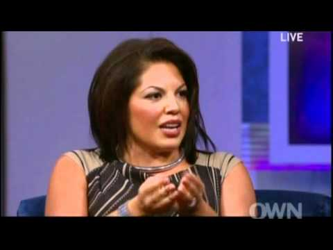 Sara Ramirez on The Rosie Show 10/25/2011