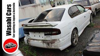 Yard of Junk: Nissan Be-1, Subaru Legacy (Liberty) B4, N15 Nissan Pulsar S-RV, and more...